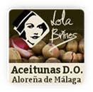 Aceitunas D.O. Aloreña de Málaga
