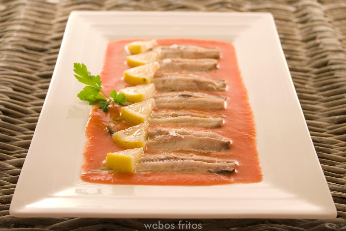 Sardinas al horno webos fritos - Como cocinar sardinas ...