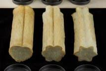 Panes de molde miniatura