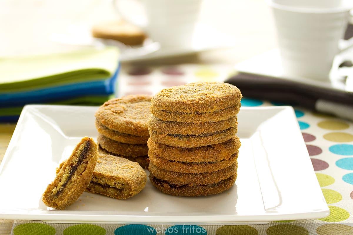 Emparedados de galletas
