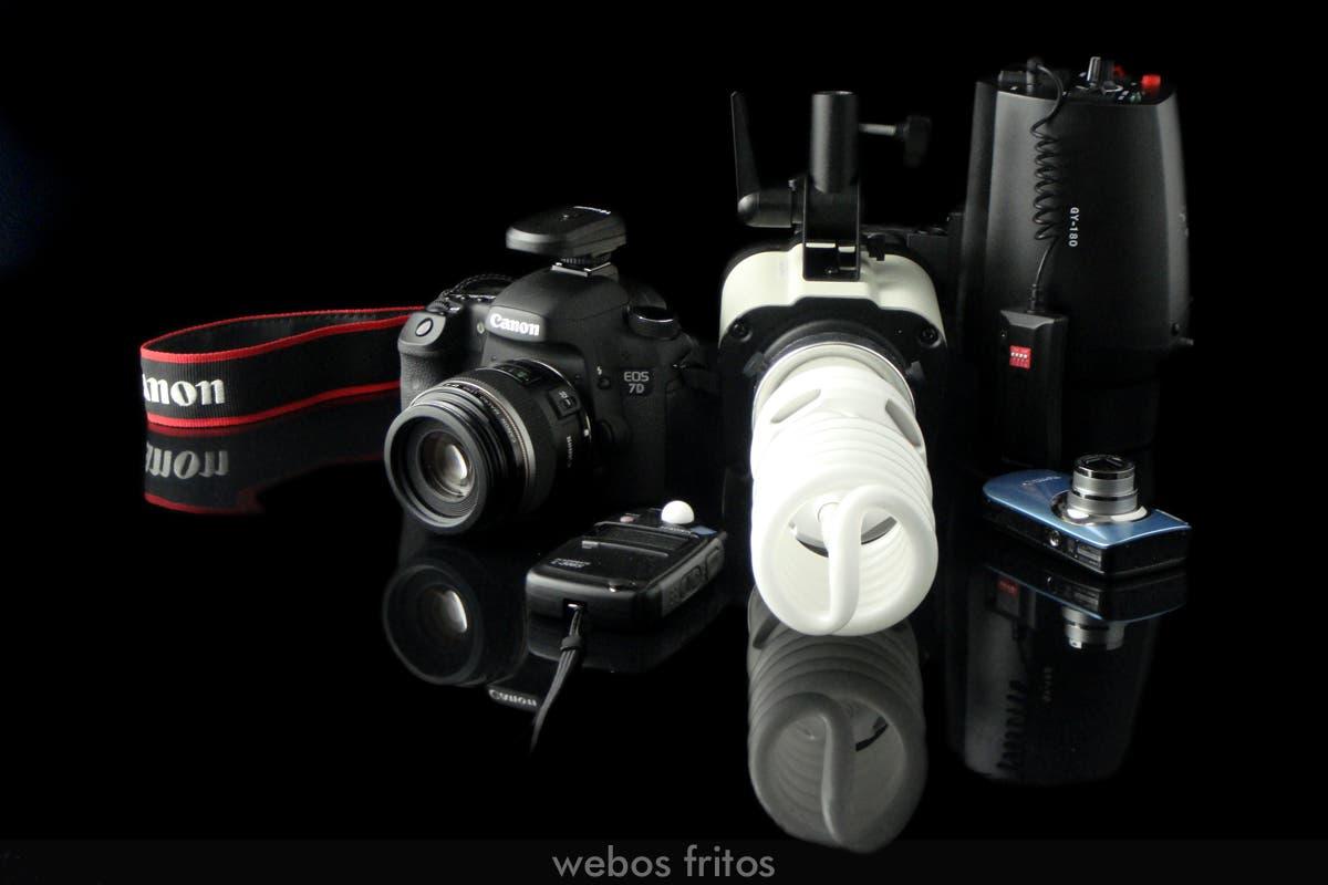 Qué cámara me compro para fotografiar comida