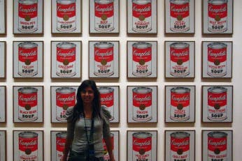 Lola en el MOMA