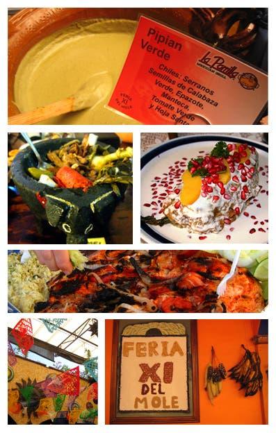 Las comidas de Cancún II