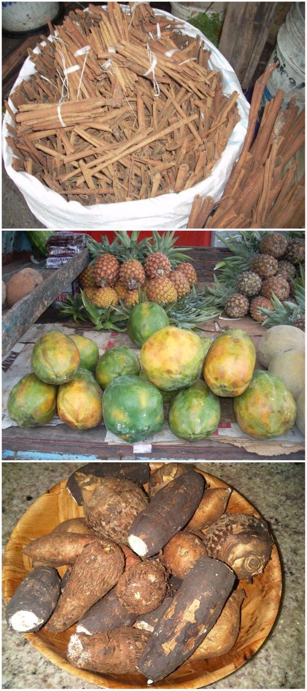Alimentos de la República Dominicana