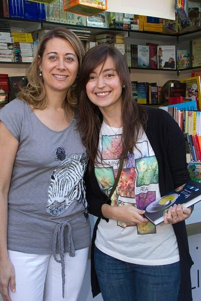 Con Laura