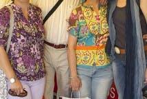 Con Maricarmen, Juanjo y Marta