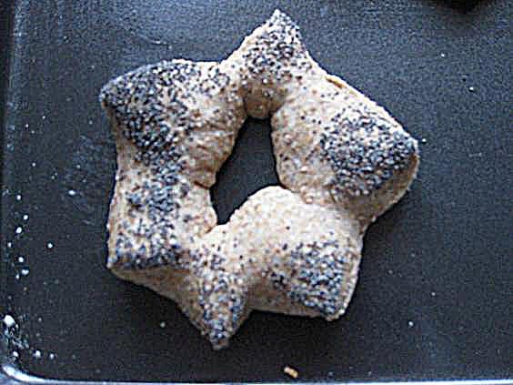 Estrella de pan