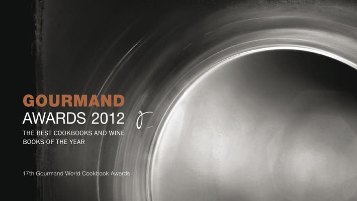 Gourmand Cookbook Awards 2012