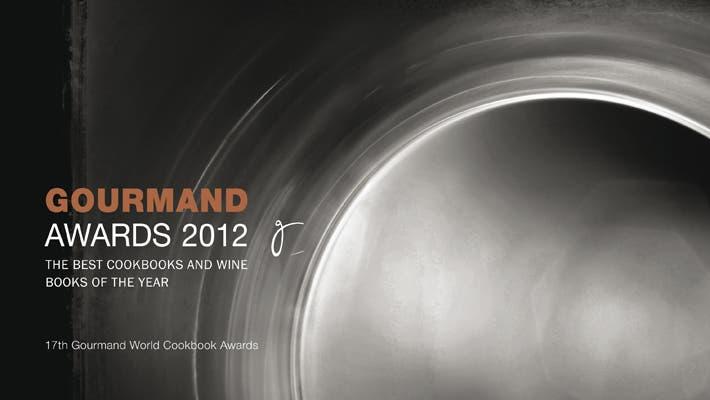 Gourmand Cookbook Awards 2012