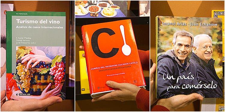 Libros españoles ganadores