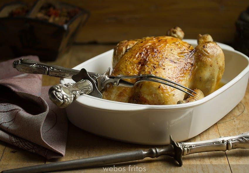 Qué hacer con el pollo que sobra