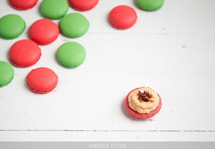 Macarons salados: características y peculiaridades