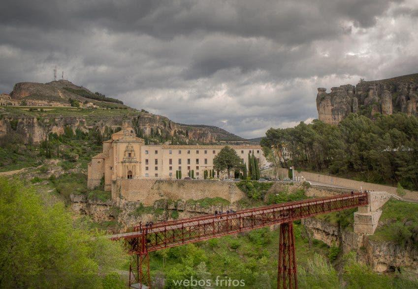 Parador y puente de San Pablo