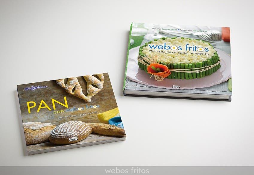 Dos nuevos libros de webos fritos
