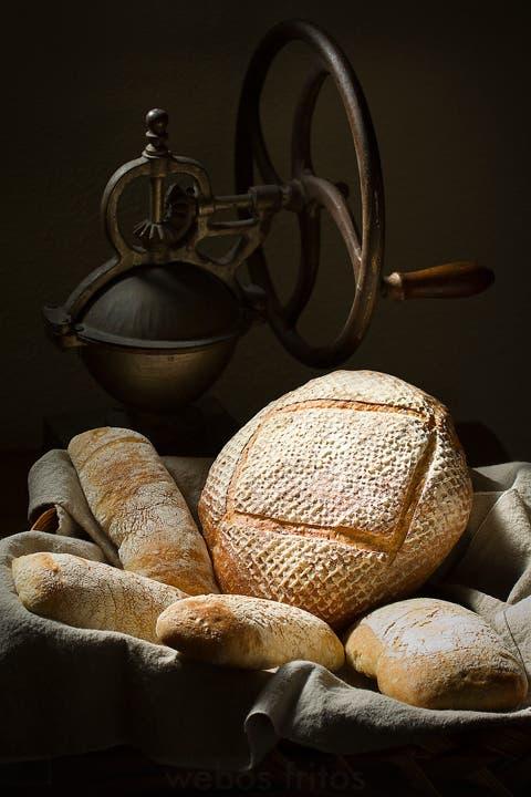 Pan con webos fritos ¡ya!