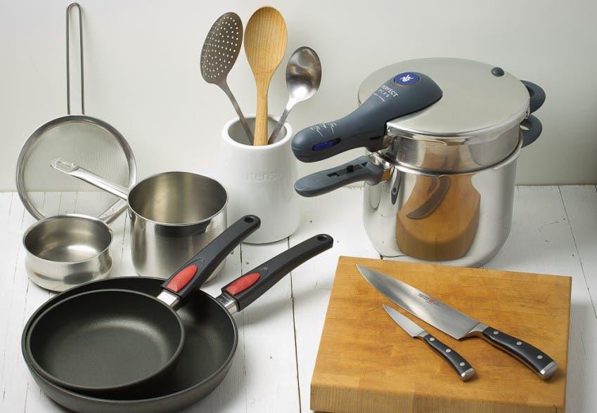 Menaje para independizarse diez utensilios b sicos for Utensilios de cocina economicos