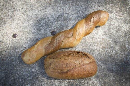 Panes de El Grado