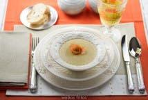 Crema de salmón ahumado