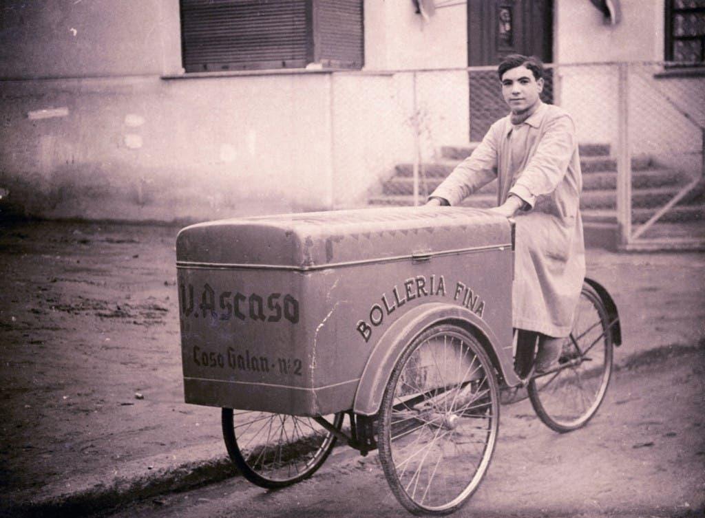 Pastelería Ascaso - Historia