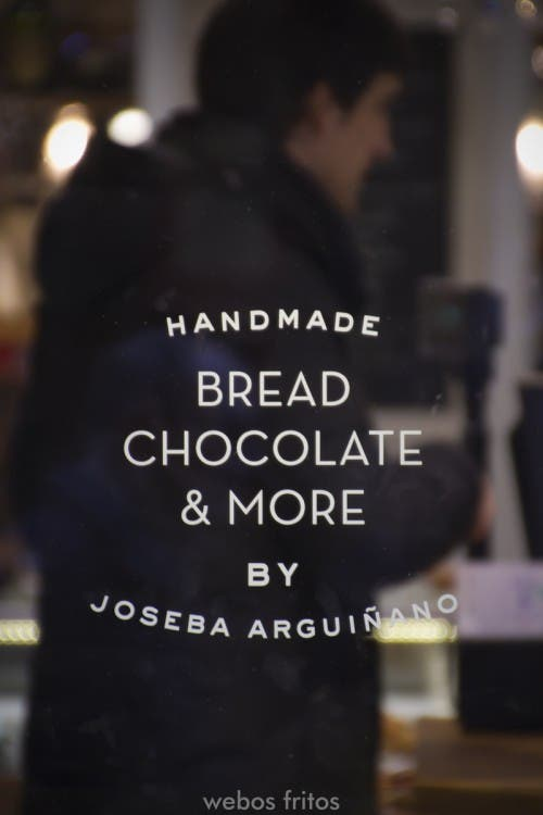 Bread, chocolate and more