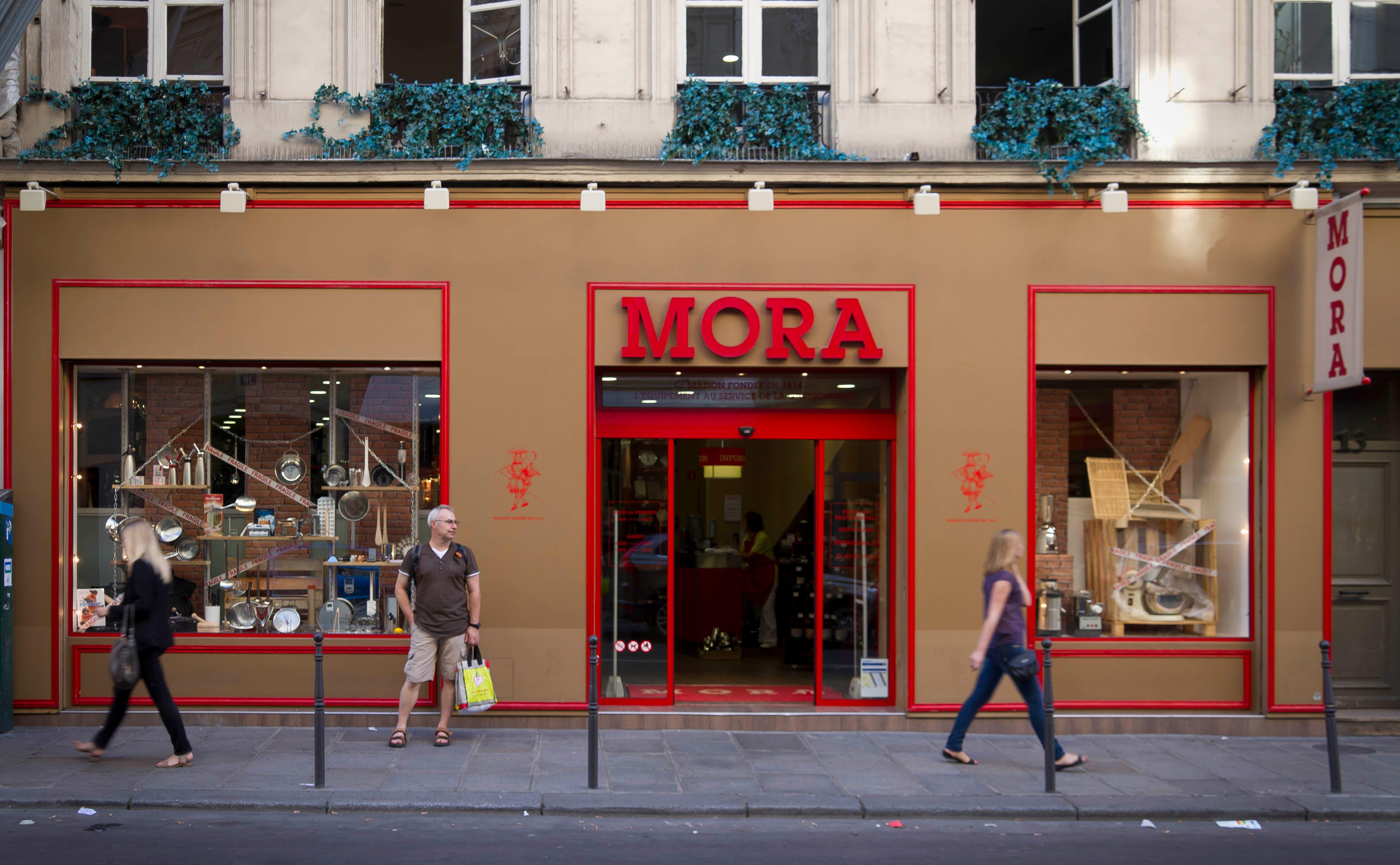 Ocho sitios de compras en par s para los locos de la for Utensilios cocina madrid