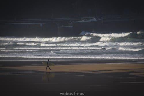 Zarautz y el surf
