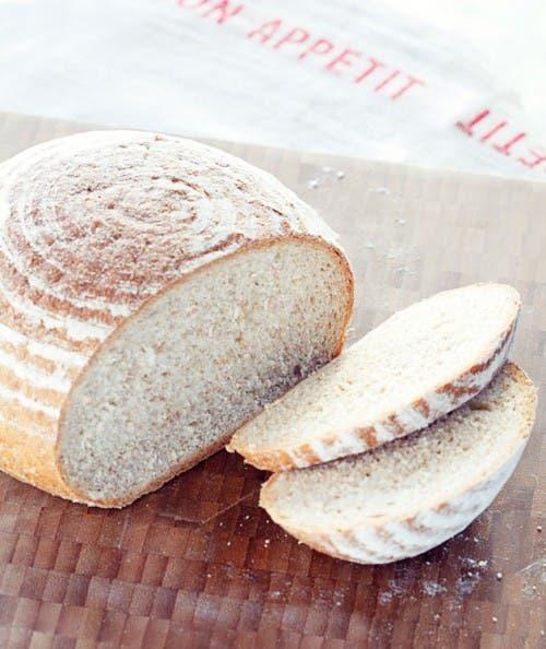 Pan multicereal cortado