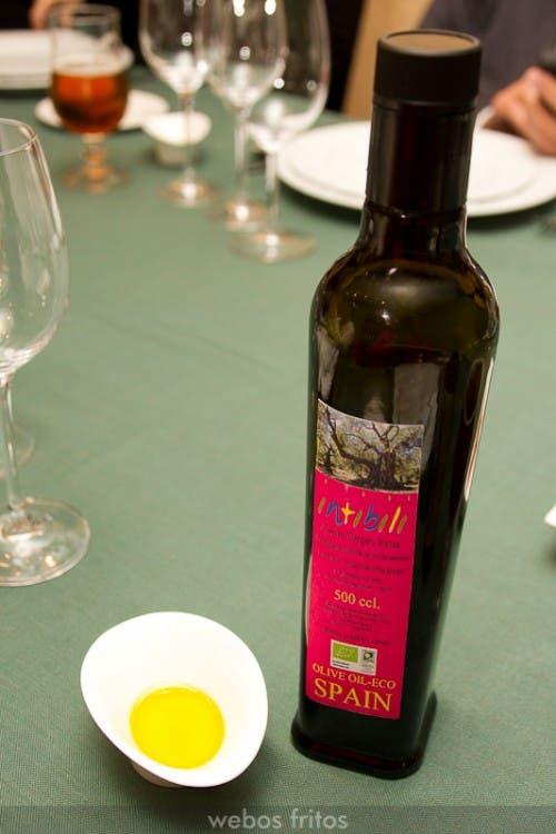 AOVE ecológico de olivos milenarios Intibili