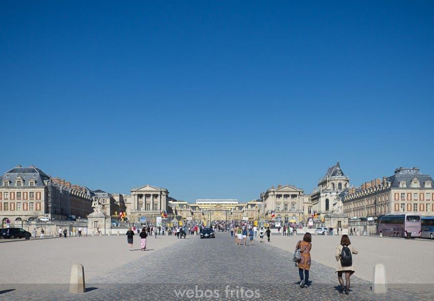 Le Château de Versalles