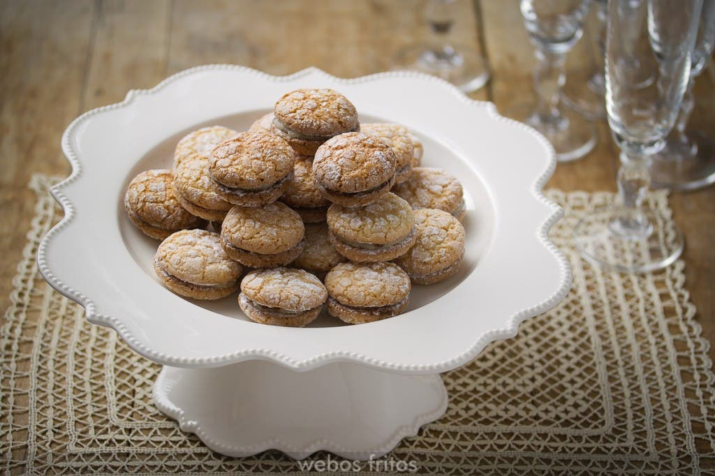 Macarons a l'ancienne