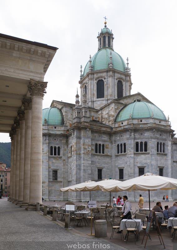 La mano de Juvarra en el Duomo
