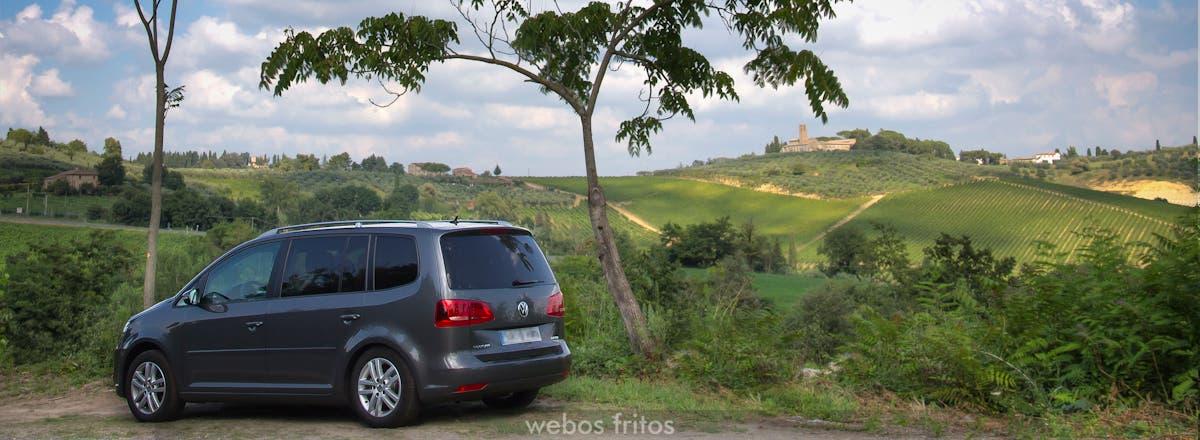 Ruta en coche por el Norte de Italia