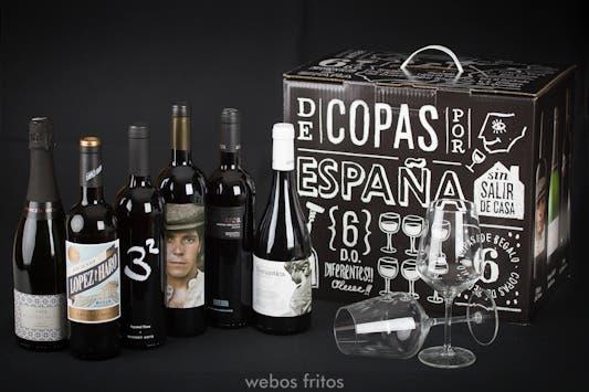 De copas por España
