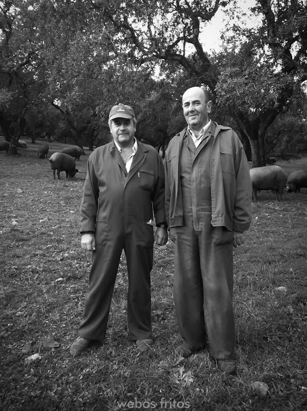 Juan Carlos y Tomás