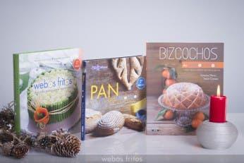 La trilogía de libros de webos fritos te ayuda esta Navidad