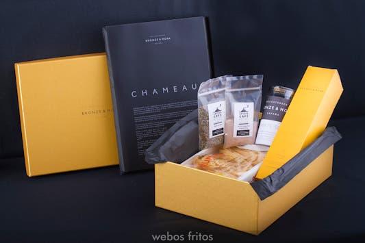 Pack Chamelau de Bronze & Mora Picual