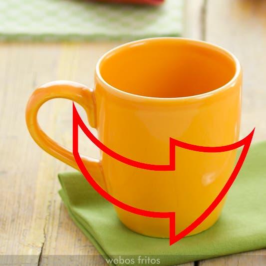 Gira la taza