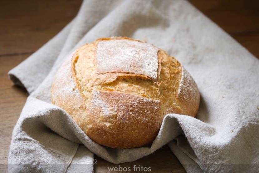 Cómo conseguir una corteza crujiente en tu pan