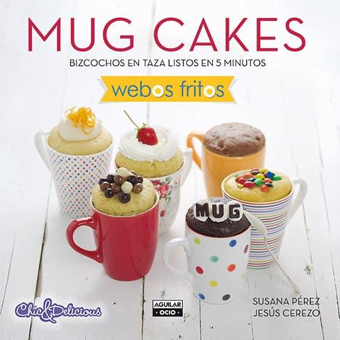 Portada del libro Mug cakes