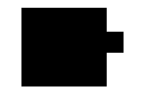 Plantilla eclairs mediana
