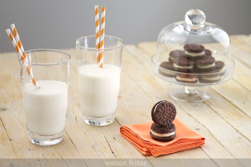 Galletas de chocolate y crema tipo Oreo®