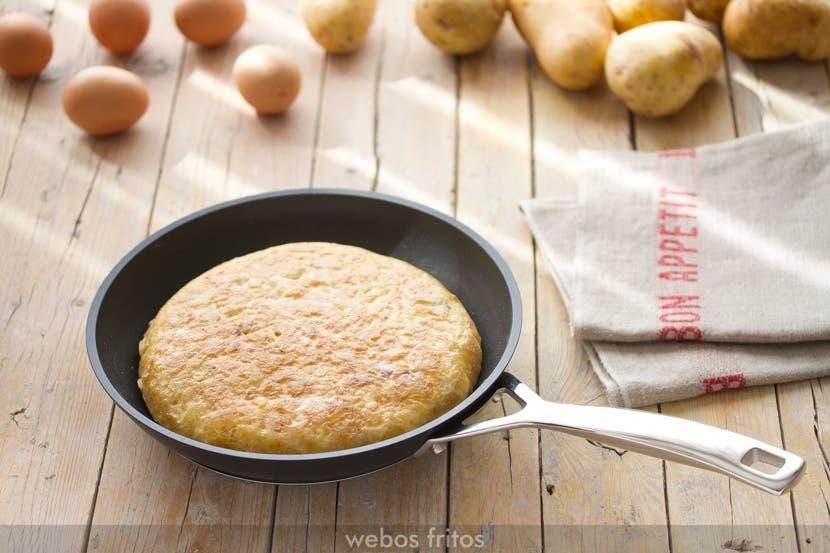 Mi sart n para tortillas webos fritos - Sartenes para tortilla ...