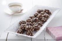 Chouquettes de chocolate