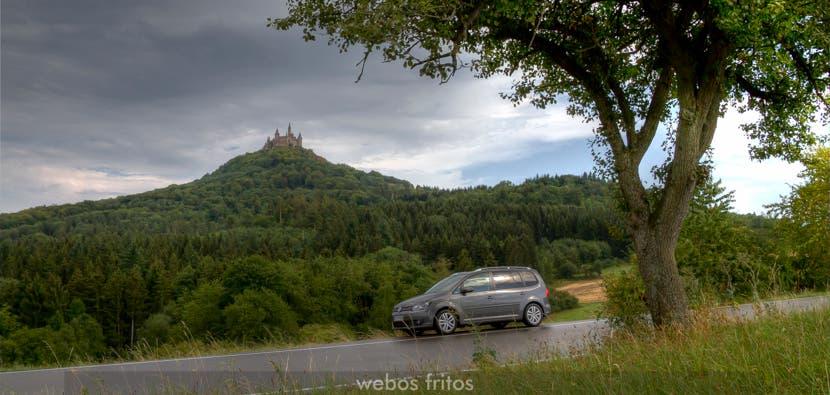Ruta en coche por Suiza y sur de Alemania