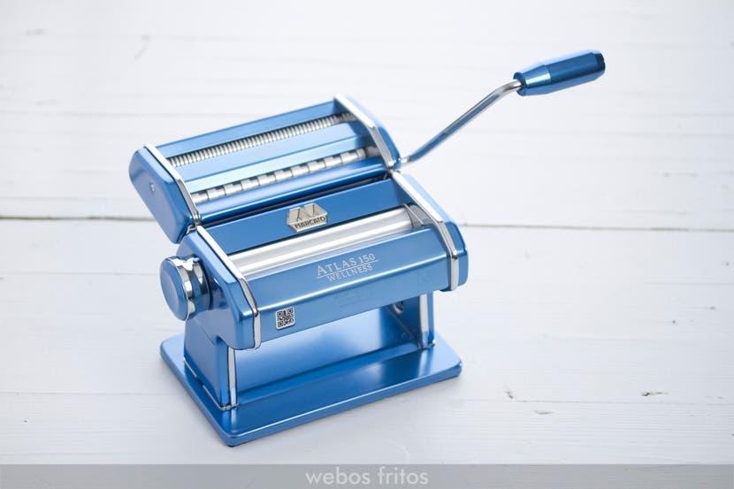 Máquina para hacer pasta en casa | webos fritos | webos fritos