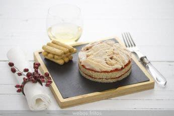 Ensalada de quinoa, piquillos de Lodosa y ventresca