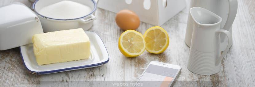 prorratear los ingredientes de una receta a otras cantidades