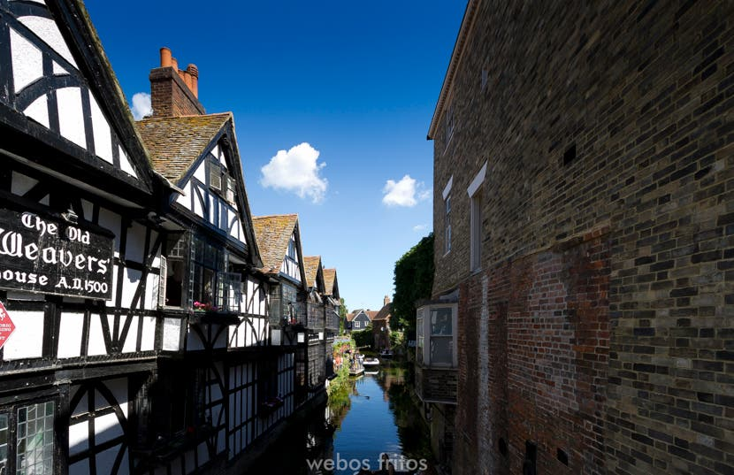 Canterbury - Great Stour