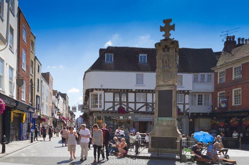 Canterbury - Sun Street