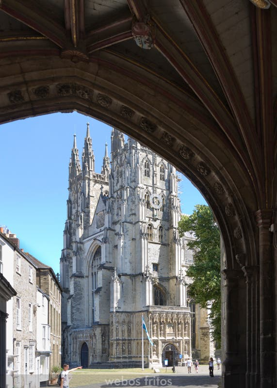 Canterbury - The Cathedral